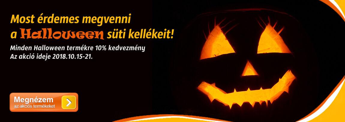 Halloween 10%