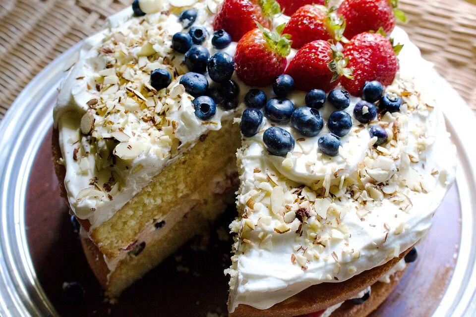 Mascarponés gyümölcs torta 2