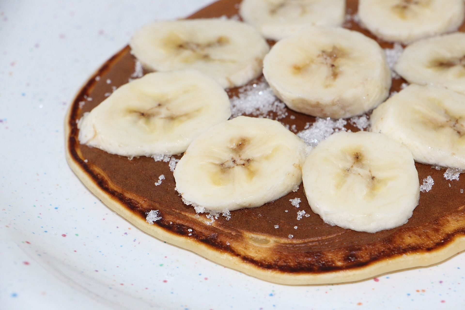 banános amerikai palacsingta