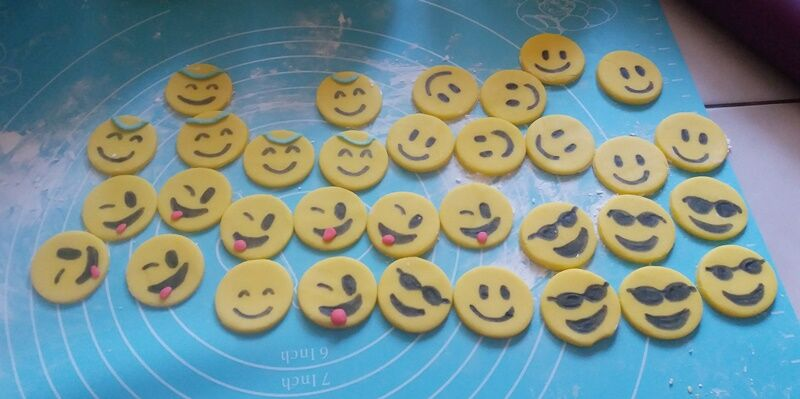 Smile minták megrajzolása