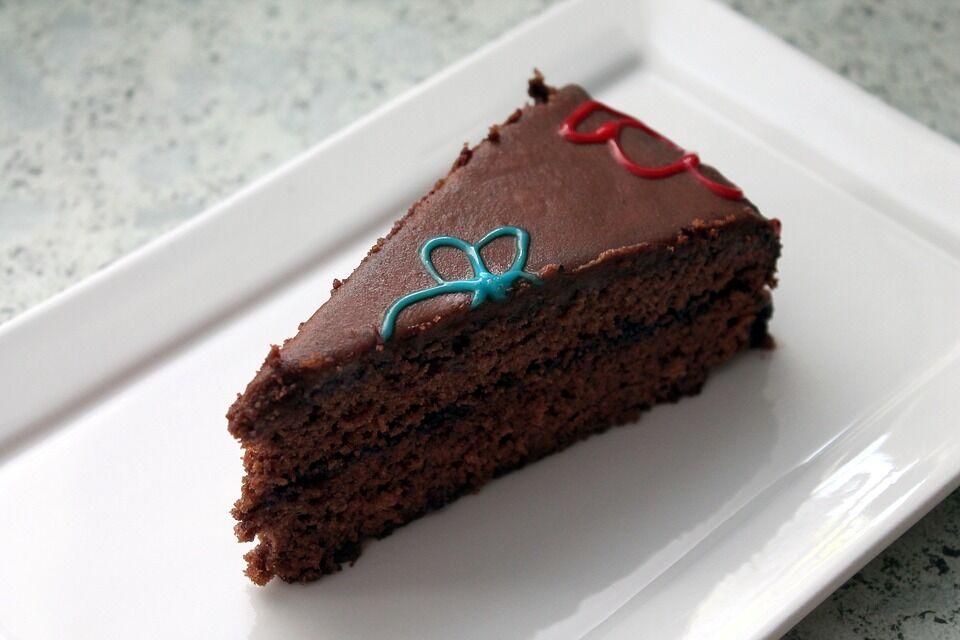 Csokoládé máz 2