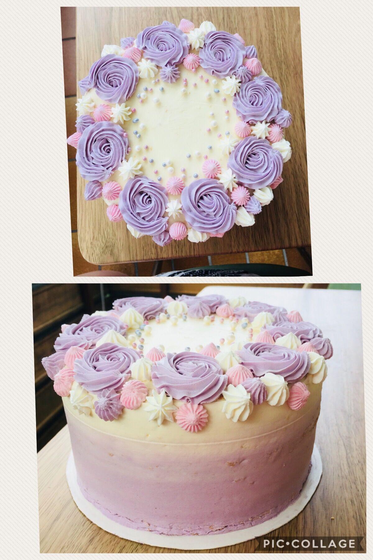 Pasztell torta