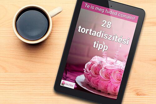 28 tortadíszítési tipp