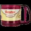 Metaltex műanyag rugós porcukorszóró