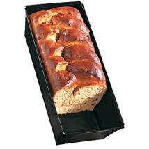 30 cm-es tapadásmentes Zenker kenyérsütő forma Black Metallic