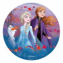 Olaf, Anna és Elza Jégvarázs 2 tortaostya