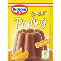 Csokoládés Dr Oetker puding 49 g