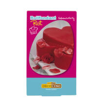 DecoCino 25 dkg piros fondant massza
