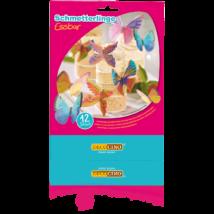 DecoCino ehető ostya pillangó 12 db
