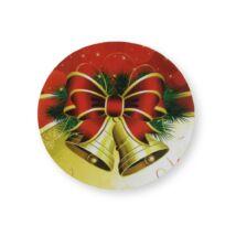 Karácsonyi csengős tortaostya