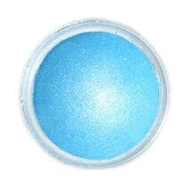 Kristály kék Fractal ehető csillámpor