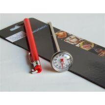 Bonbon készítéshez maghőmérő védőtokkal