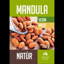 250 g Premium Natura mandulabél