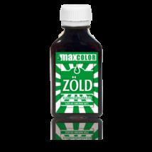 30 ml zöld folyékony Max Color ételfesték