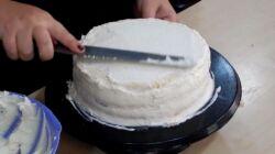 torta bevonása