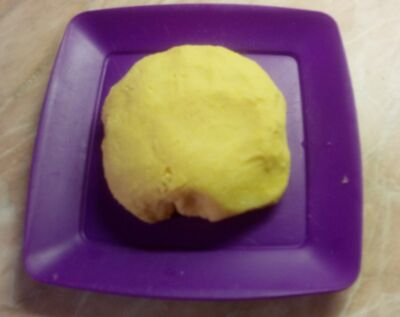 Apró süti tészta