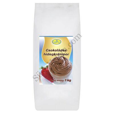 1 kg csokoládé hidegkrémpor Tutti