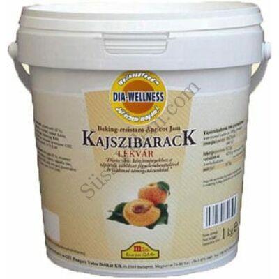 1 kg Dia-Wellness kajszibarack lekvár