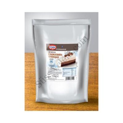 1 kg-os Dr Oetker Professional Aranka csokoládés krémpor
