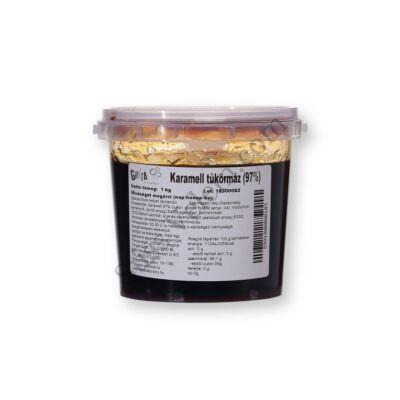 1 kg-os karamell tükörmáz