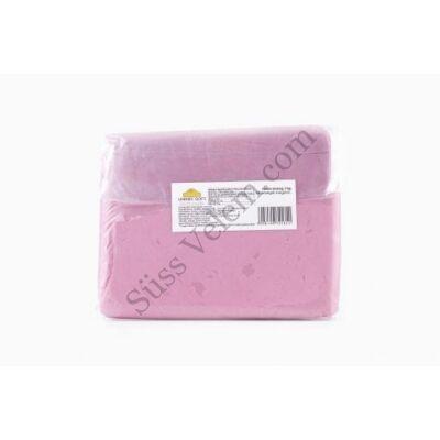 1 kg rózsaszín Unidec Soft tortaburkoló massza