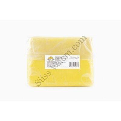 1 kg sárga Unidec Soft tortaburkoló massza