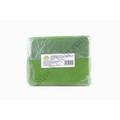 1 kg zöld Unidec Soft tortaburkoló massza