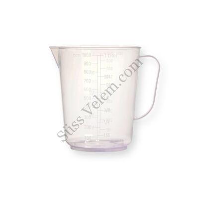 1 l-es MIra Home műanyag mérőkancsó