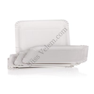 12 db 15,5*9,5 cm-es Banquet papírtálca