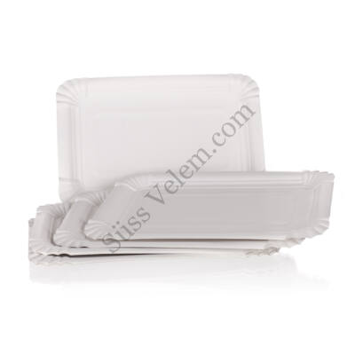 12 db 24*17 cm-es Banquet papírtálca