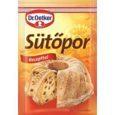 12 g Dr Oetker sütőpor