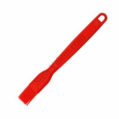 Piros 2,5 cm széles Dr Oetker szilikon ecset