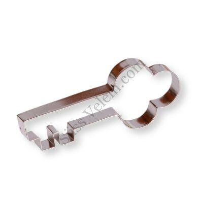 13,5 cm-es kulcs alakú sütikiszúró forma