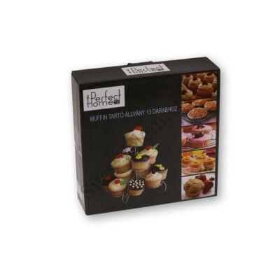 13 adagos Muffin állvány