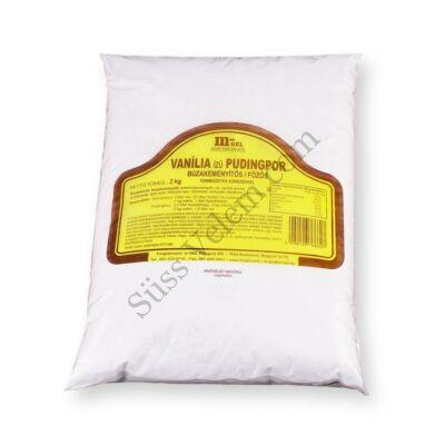 2 kg Vanília pudingpor
