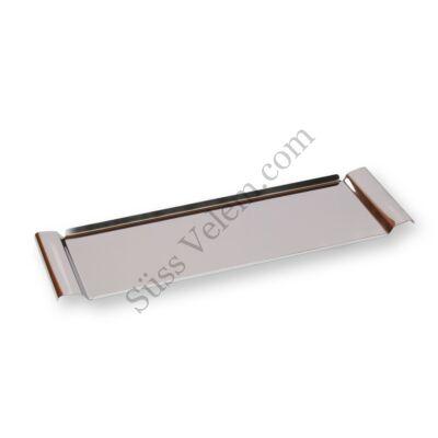 27*44 cm-es fém tálca (rozsdamentes)