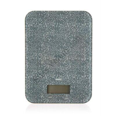 Banquet Granite szürke digitális konyhai mérleg
