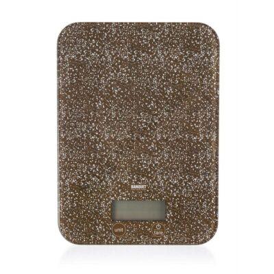 Banquet Granite barna digitális konyhai mérleg