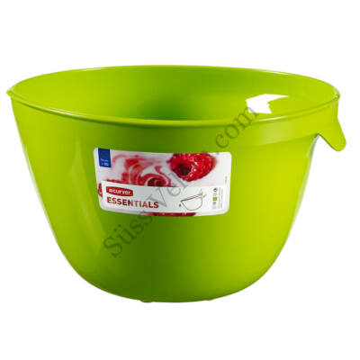 3,5 l-es zöld Curver Essentials keverőtál