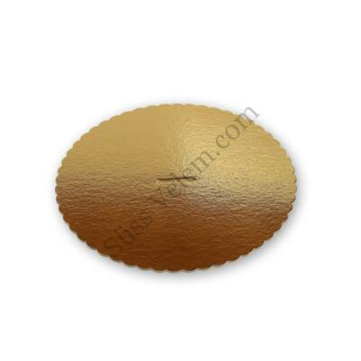 30 cm-es kerek tortaalátét karton 2 db Tescoma Delicia