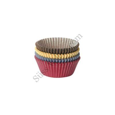 4 színű Tescoma Delicia muffin papír 100 db