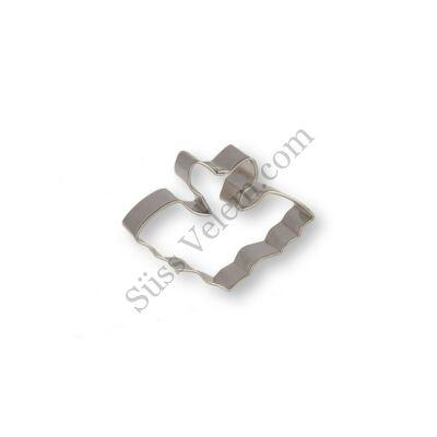 4,5 cm-es kis méretű denevér kiszúró forma