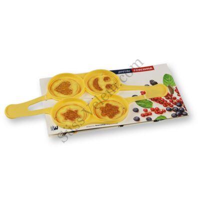 4 adagos amerikai palacsinta sütő szilikon Tescoma Presto
