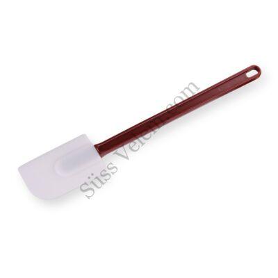 40 cm-es szilikon fejű cukrász spatula