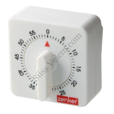 Fehér Zenker mechanikus konyhai időzítő