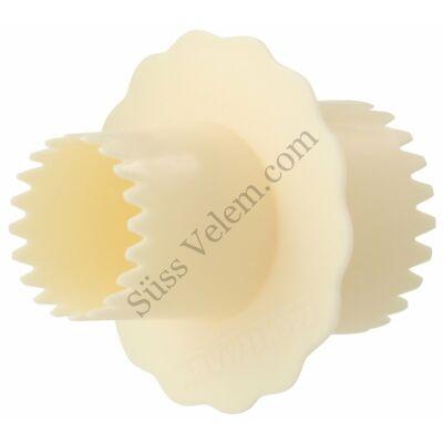 Műanyag kétoldalú Zenker muffin lyukasztó