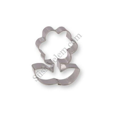 5,5 cm-es leveles virág kiszúró