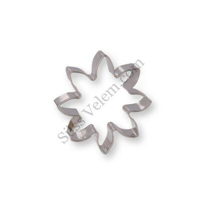 5,5 cm-es Nap alakú sütikiszúró forma