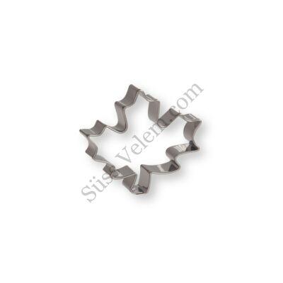 5,5 cm-es juhar levél kiszúró forma