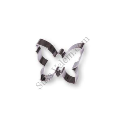 5 cm-es pillangó kiszúró forma